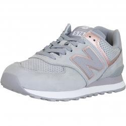 New balance Damen Sneaker 574 Leather/Synthetic grau