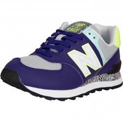 New Balance NB 574 Damen Sneaker Schuhe lila