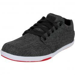 K1X Sneaker LP Low schwarz/weiß/rot