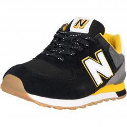 Sneaker New Balance 574 schwarz