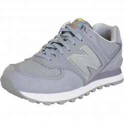 New Balance Sneaker ML574 D Textile/Synthetic grau