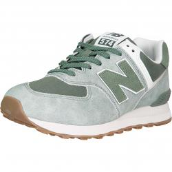 New Balance Sneaker 574 grün