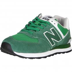Sneaker New Balance 574 grün