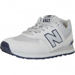 New Balance Sneaker 574 hellgrau
