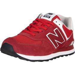 Sneaker New Balance 574 rot