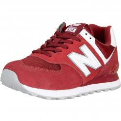 New Balance NB 574 Sneaker Schuhe rot