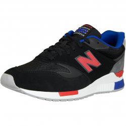 New Balance Sneaker 840 Synthetik/Textil/Leder schwarz