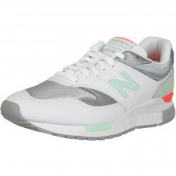 New Balance Sneaker 840 Synthetik/Textil/Leder weiß/silber