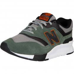 New Balance 997H Sneaker Schuhe grün/rot