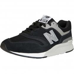 New Balance Sneaker 997H Suede/Mesh schwarz