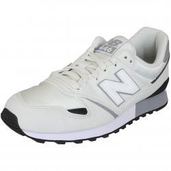 New Balance Sneaker U446 D Microfaser/Textil/Synthetik weiß