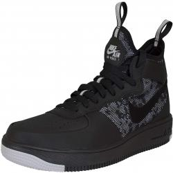 Nike Sneaker Air Force 1 Ultraforce Mid schwarz/schwarz