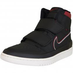 Nike Sneaker Air Jordan 1 Double Strap schwarz/rot