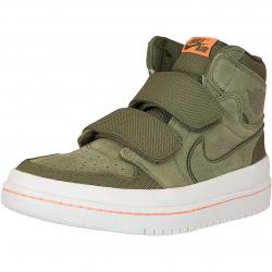Nike Sneaker Air Jordan 1 Retro High DS oliv