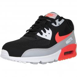 Nike Sneaker Air Max 90 Essential schwarz/orange