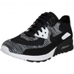 Nike Sneaker Air Max 90 Ultra 2.0 Flyknit schwarz/schwarz