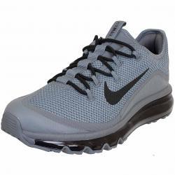 Nike Sneaker Air Max More grau/schwarz