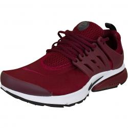 Nike Sneaker Air Presto Essential rot/anthrazit