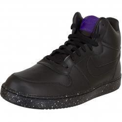 Nike Sneaker Court Borough Mid SE schwarz/weiß