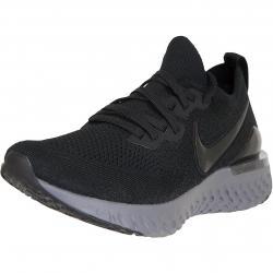 Nike Sneaker Epic React Flyknit 2 schwarz/grau