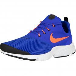 Nike Sneaker Presto Fly blau/orange