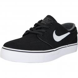 Nike SB Sneaker Air Zoom Stefan Janoski schwarz/weiß