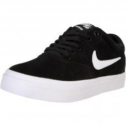 Nike SB Charge Suede Sneaker schwarz/weiß