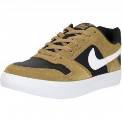 Nike SB Sneaker Delta Force Vulc braun/schwarz/weiß