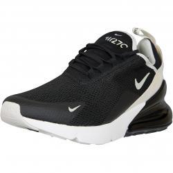 Nike Damen Sneaker Air Max 270 schwarz/beige/weiß