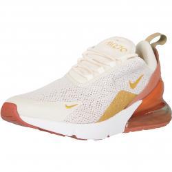 Nike Damen Sneaker Air Max 270 weiß/orange