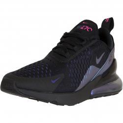 Nike Damen Sneaker Air Max 270 schwarz/lila/türkis