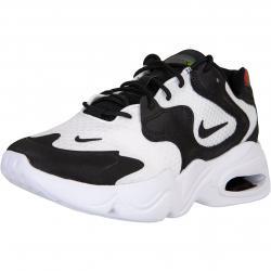 Nike Air Max 2X Damen Sneaker Schuhe weiß/schwarz
