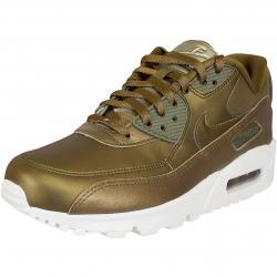 Nike Damen Sneaker Air Max 90 Premium mtlc field