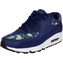 Nike Damen Sneaker Air Max 90 SE blau