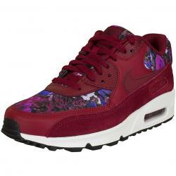 Nike Damen Sneaker Air Max 90 SE weinrot