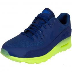 Nike Damen Sneaker Air Max 90 Ultra blue/volt