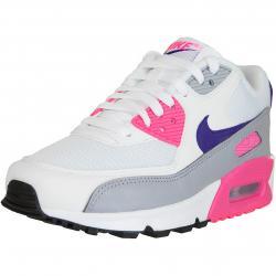 Nike Damen Sneaker Air Max 90 weiß/pink