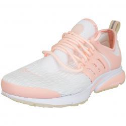 Nike Damen Sneaker Air Presto Premium weiß/sunset