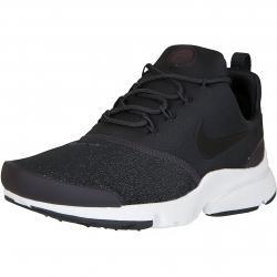 Nike Damen Sneaker Presto Fly Premium grau/schwarz