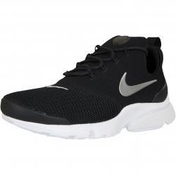 Nike Damen Sneaker Presto Fly schwarz/silber