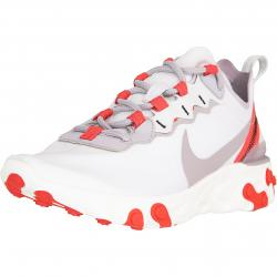 Nike Damen Sneaker React Element 55 weiß