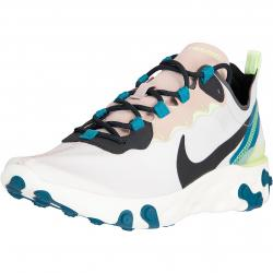 Nike Damen Sneaker React Element 55 mehrfarbig