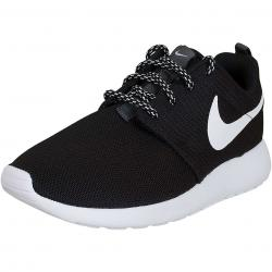 Nike Damen Sneaker Roshe One schwarz/weiß
