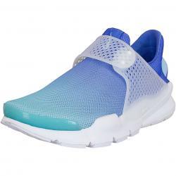 Nike Damen Sneaker Sock Dart BR blau/weiß