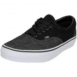 Vans Sneaker Era (Suede & Suiting) schwarz