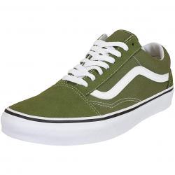 Vans Sneaker Old Skool moss/weiß