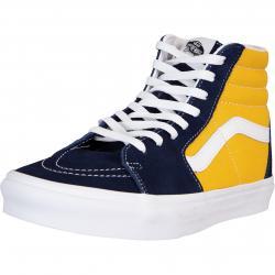 Vans Sk8-Hi Sneaker blau/gelb