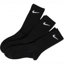 Nike Socken Lightweight Crew schwarz/weiß