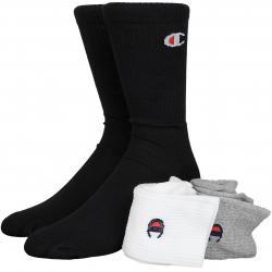 Champion Socken 3er Pack schwarz/weiß/grau