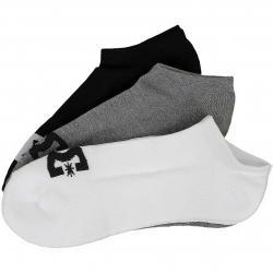 DC Shoes Socken Ankle 3er assorted